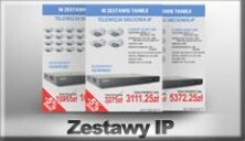 Zestawy do monitoringu IP HD
